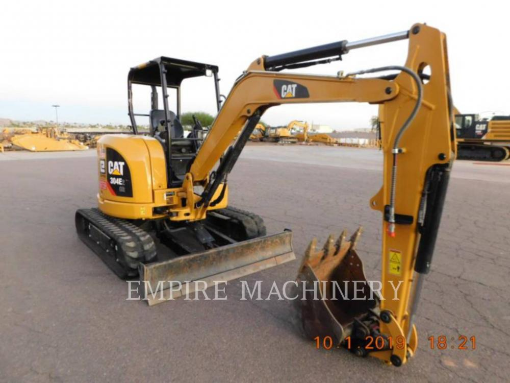 Detail photo of 2018 Caterpillar 304E from Construction Equipment Guide