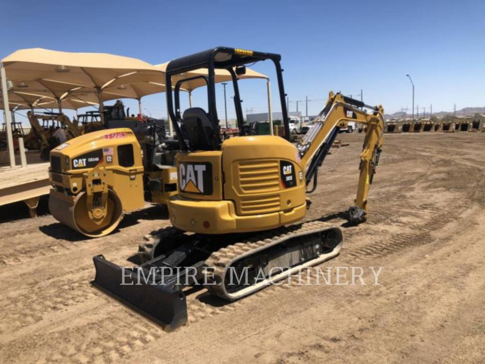 Detail photo of 2019 Caterpillar 303E from Construction Equipment Guide