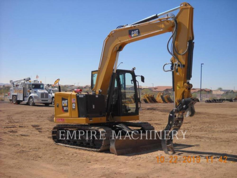 Detail photo of 2019 Caterpillar 307.5 from Construction Equipment Guide