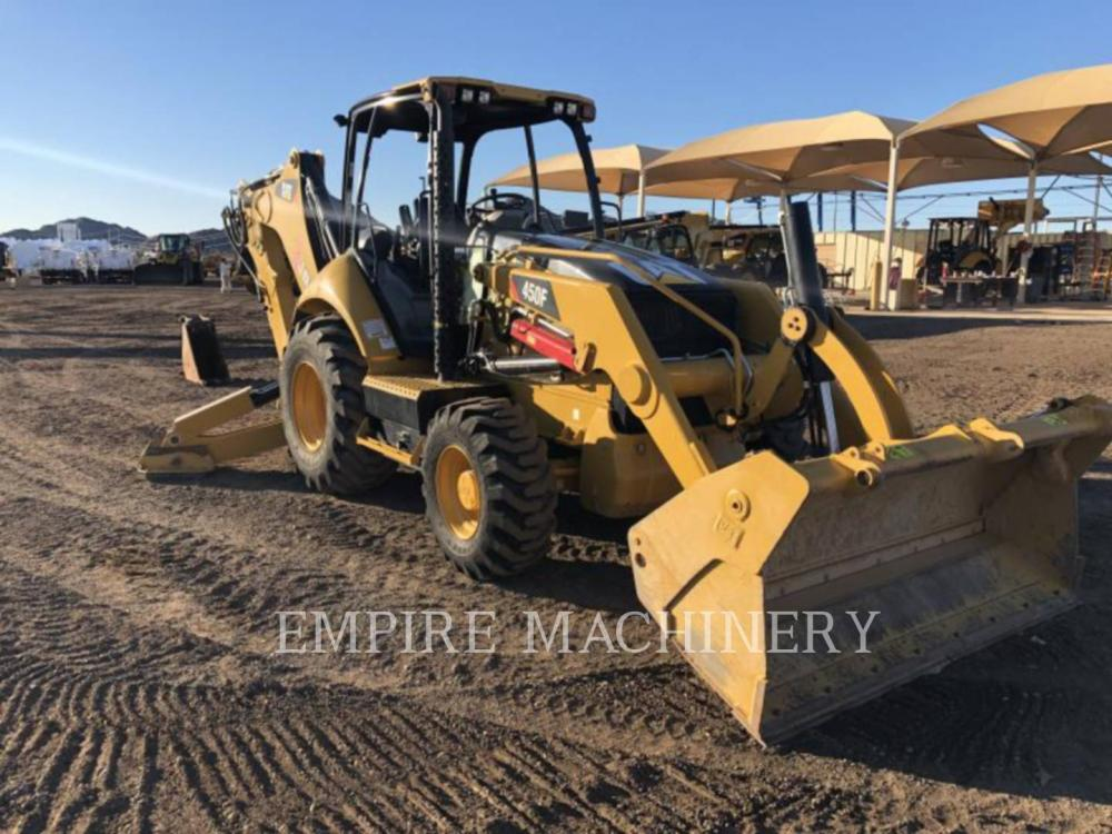 Detail photo of 2018 Caterpillar 450F from Construction Equipment Guide