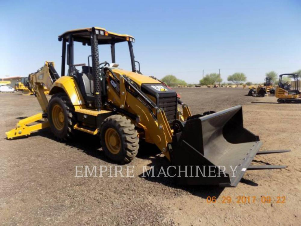 Detail photo of 2017 Caterpillar 420F2 from Construction Equipment Guide