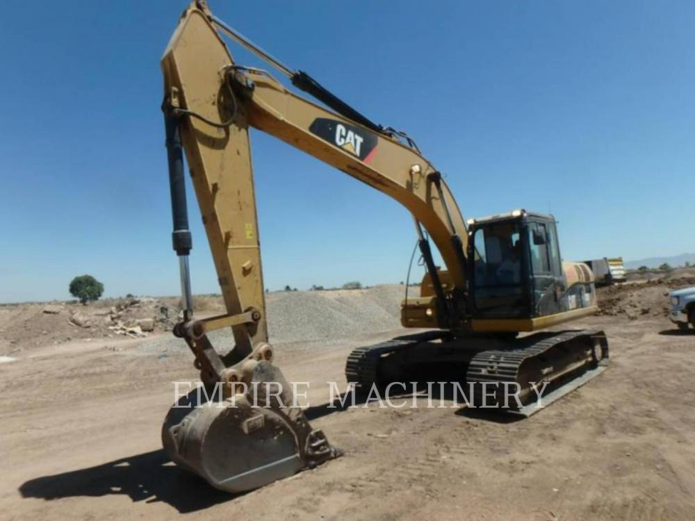 Detail photo of 2012 Caterpillar 320D from Construction Equipment Guide