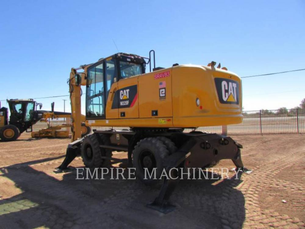 Detail photo of 2018 Caterpillar M320FL from Construction Equipment Guide
