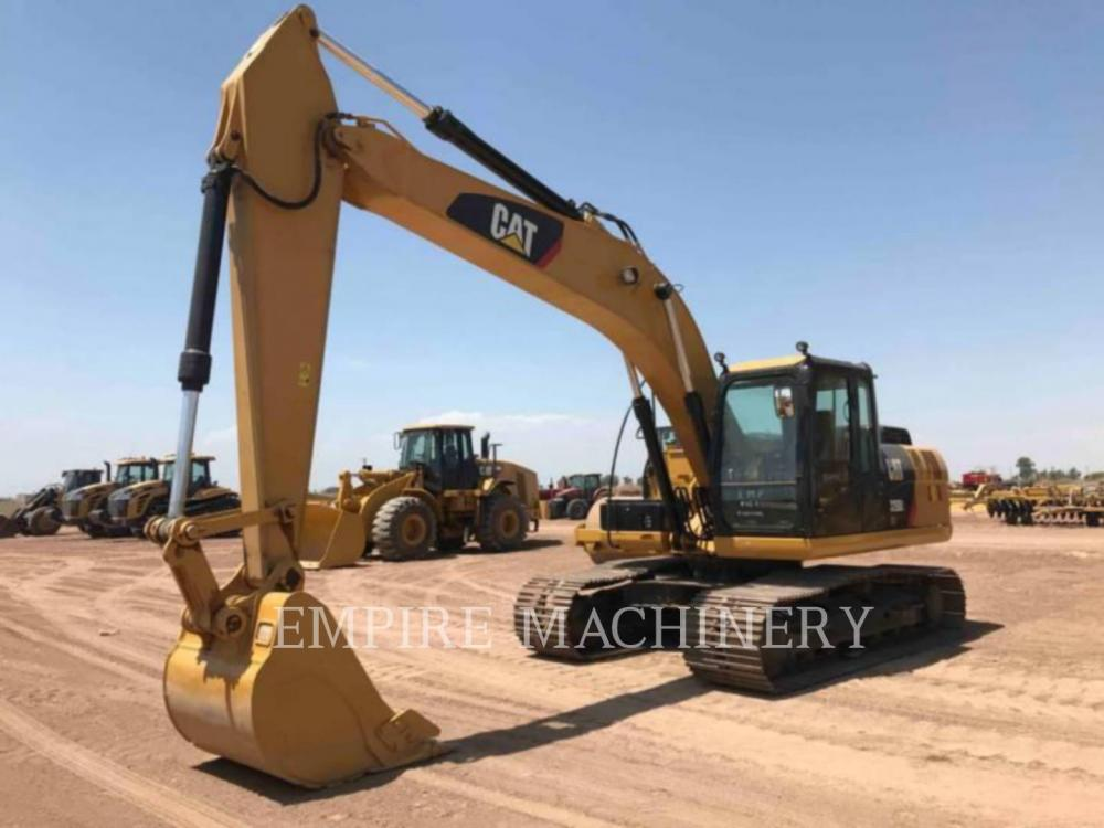 Detail photo of 2017 Caterpillar 320D GC from Construction Equipment Guide