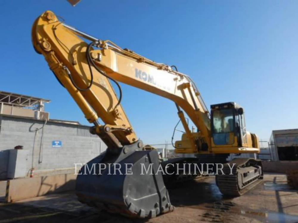 Detail photo of 2013 Komatsu PC450 from Construction Equipment Guide