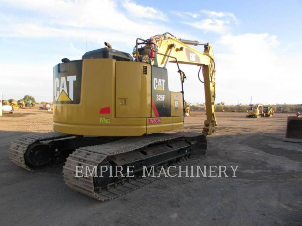 Detail photo of 2018 Caterpillar 325LF from Construction Equipment Guide