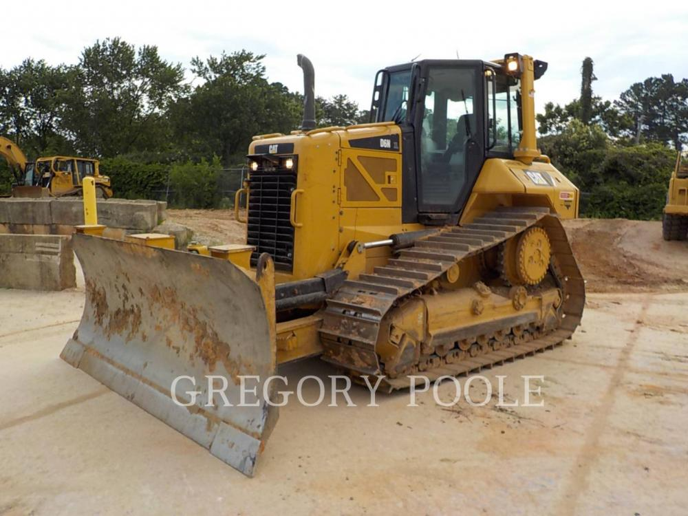 Detail photo of 2014 Caterpillar D6N XL from Construction Equipment Guide