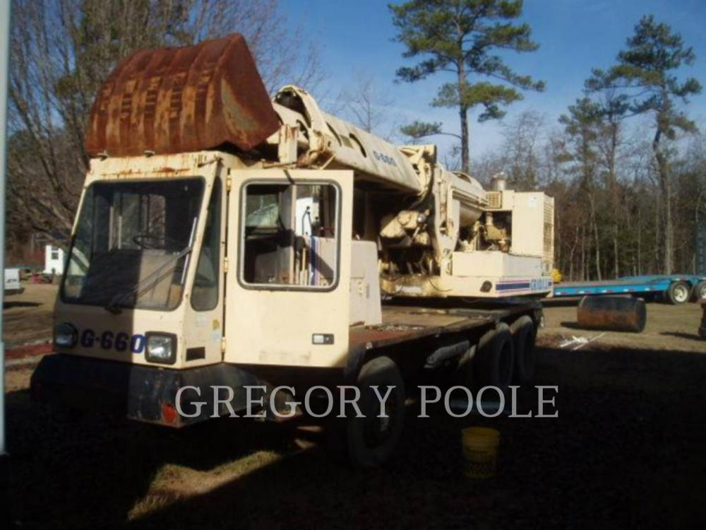 Detail photo of 1985 Gradall G660 from Construction Equipment Guide