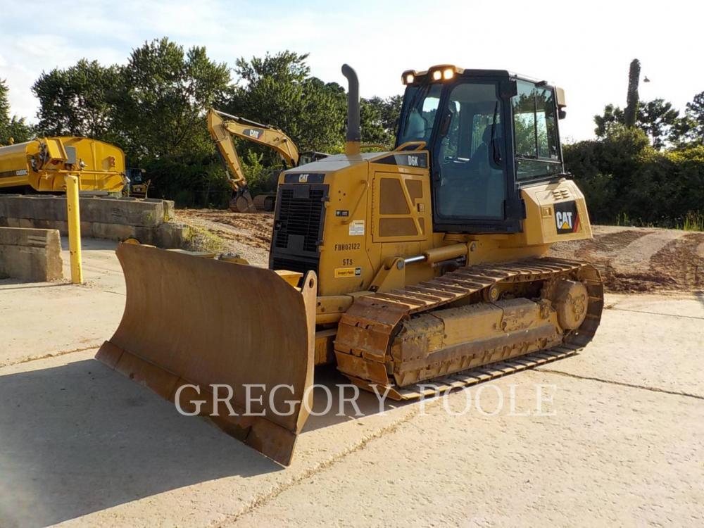 Detail photo of 2011 Caterpillar D6K from Construction Equipment Guide
