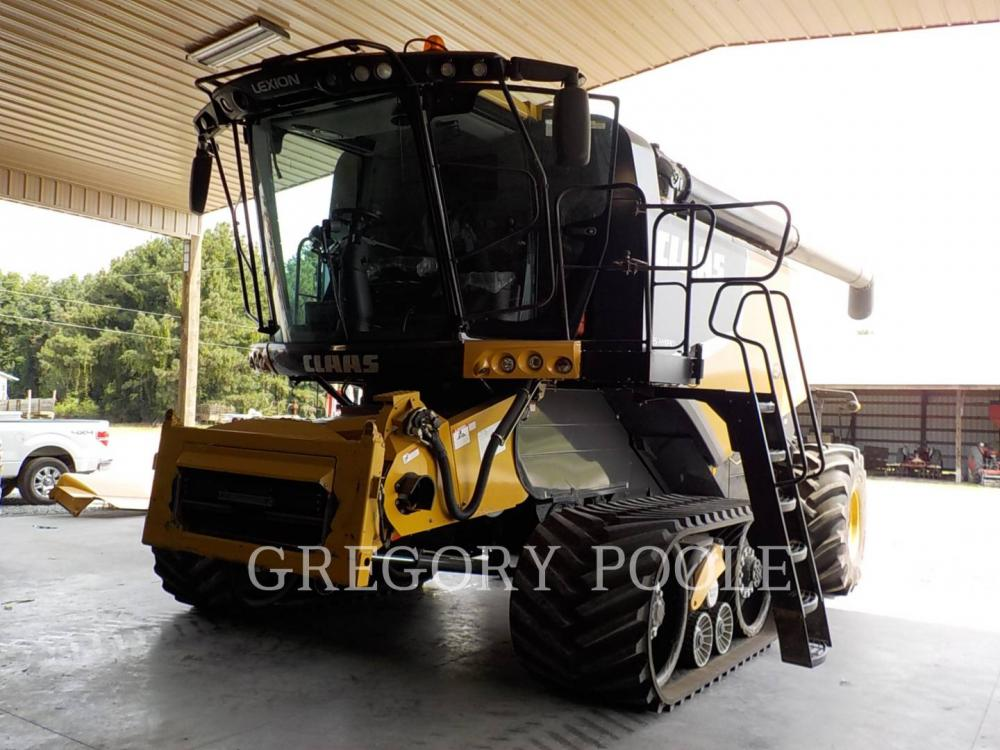 Detail photo of 2013 Lexion 750TT from Construction Equipment Guide