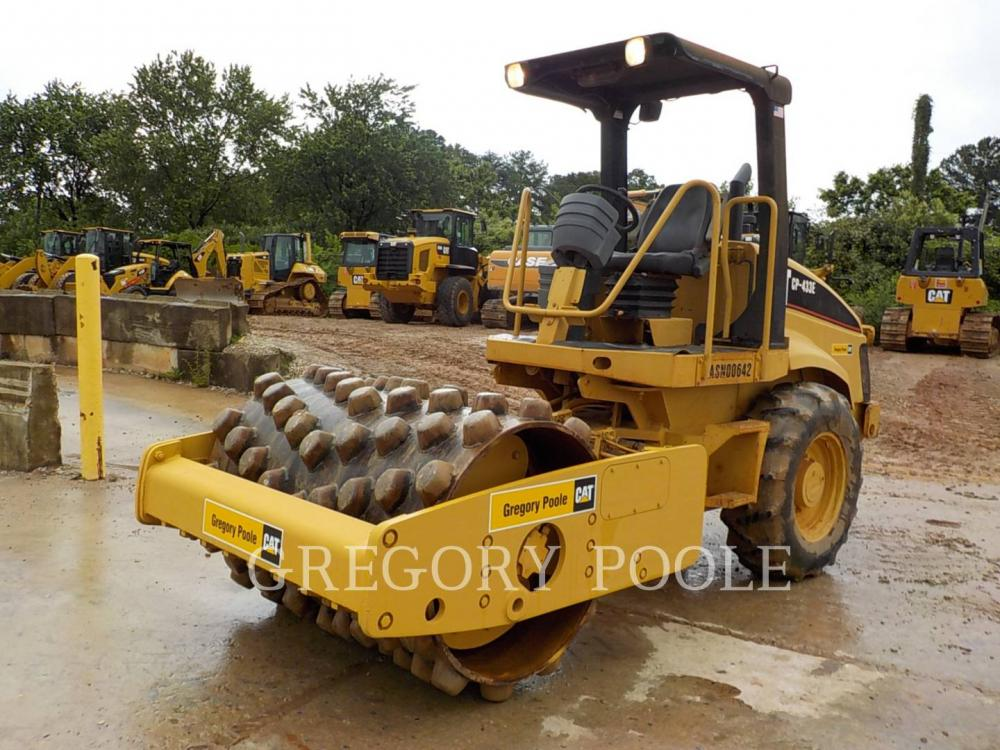 Detail photo of 2006 Caterpillar CP433E from Construction Equipment Guide