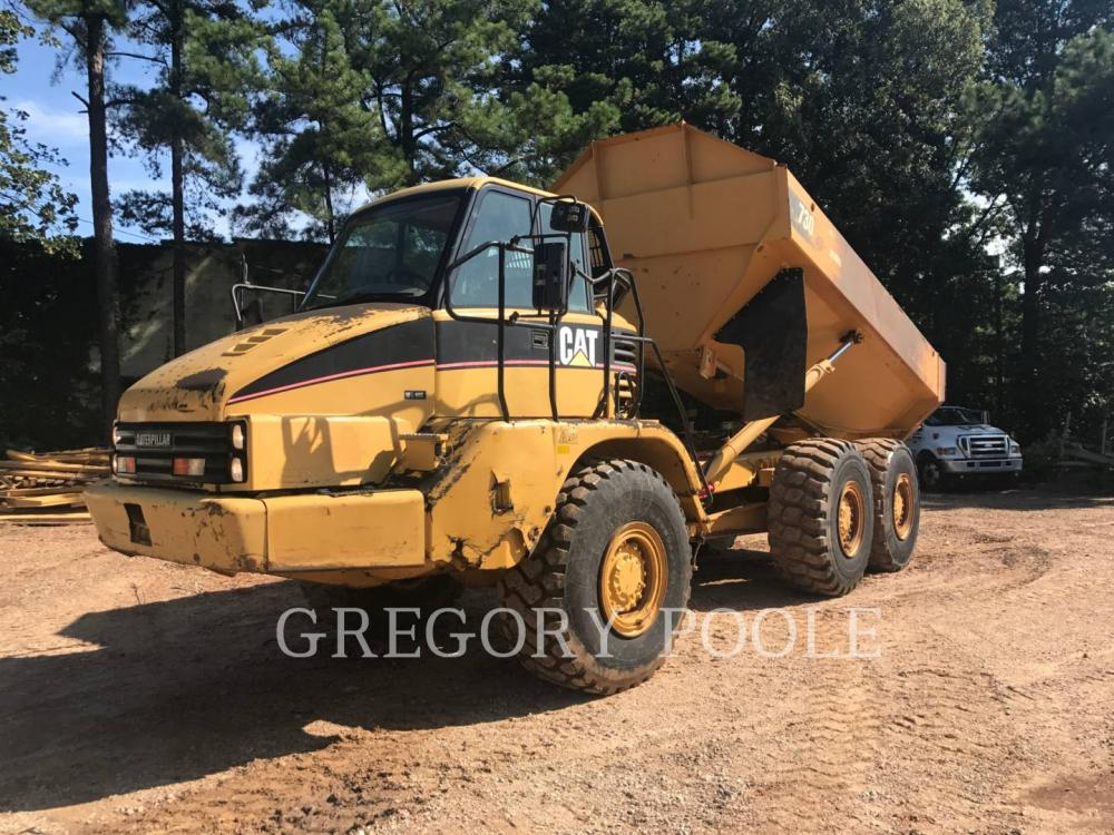 Detail photo of 2006 Caterpillar 730 from Construction Equipment Guide