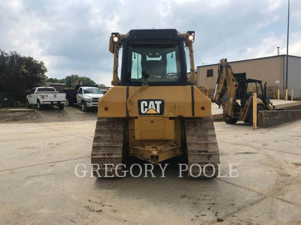 Detail photo of 2012 Caterpillar D6N XL from Construction Equipment Guide