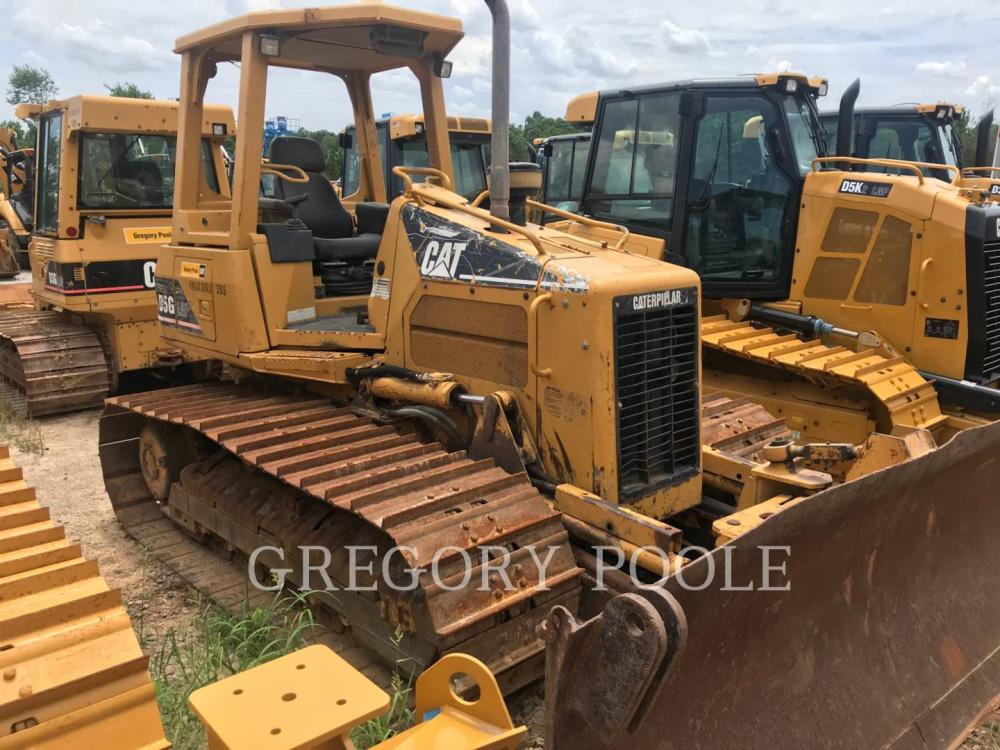 Detail photo of 2007 Caterpillar D5G LGP from Construction Equipment Guide