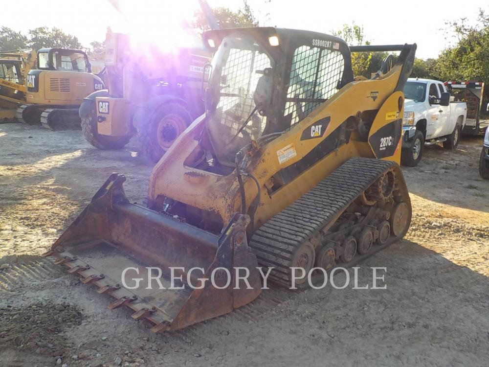 Detail photo of 2013 Caterpillar 287C2 from Construction Equipment Guide