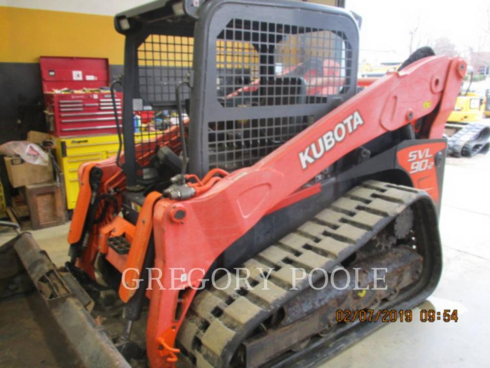 Detail photo of 2013 Kubota SVL90-2 from Construction Equipment Guide