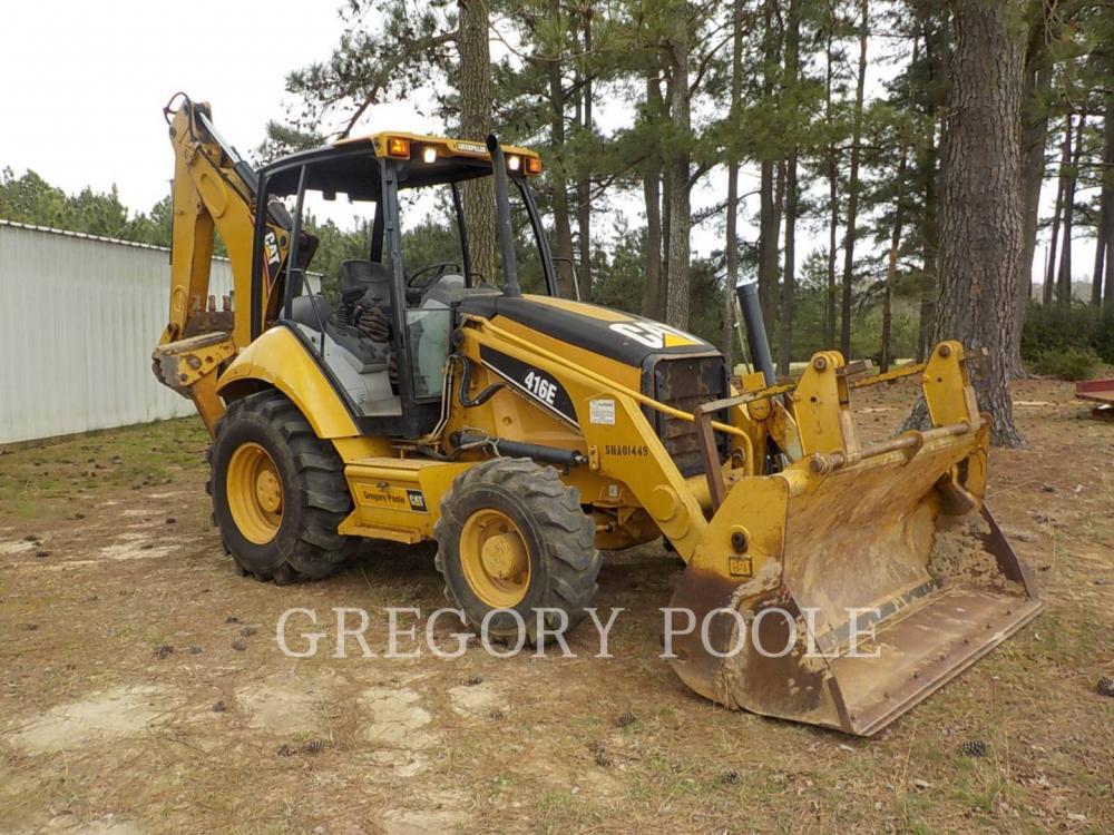 2007 Caterpillar 416E For Sale (21067613) from [2047]   CEG