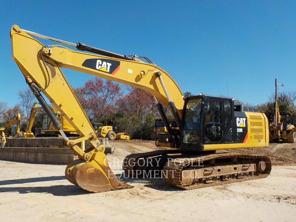 Detail photo of 2014 Caterpillar 329E L from Construction Equipment Guide