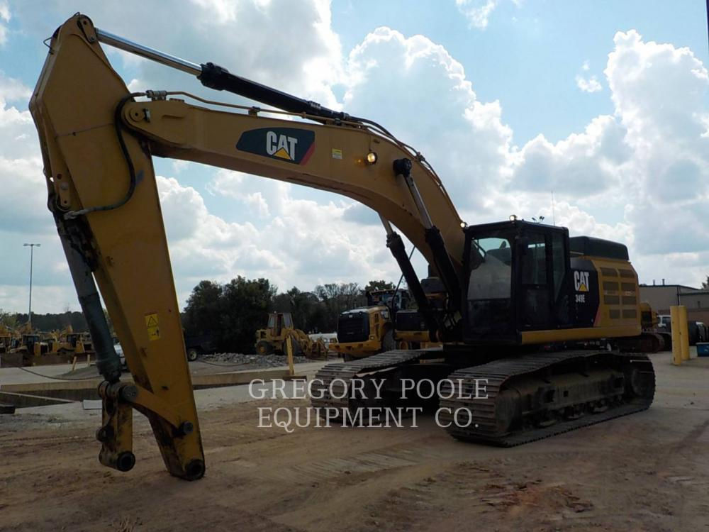 Detail photo of 2014 Caterpillar 349E L from Construction Equipment Guide