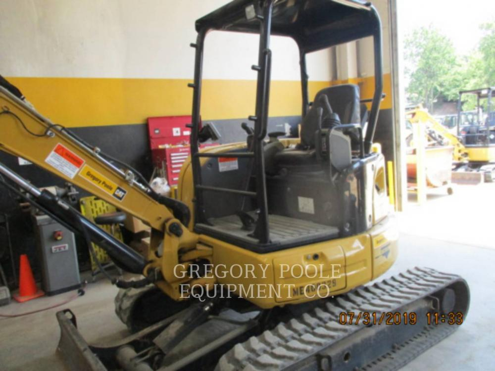 Detail photo of 2015 Caterpillar 304E2 CR from Construction Equipment Guide