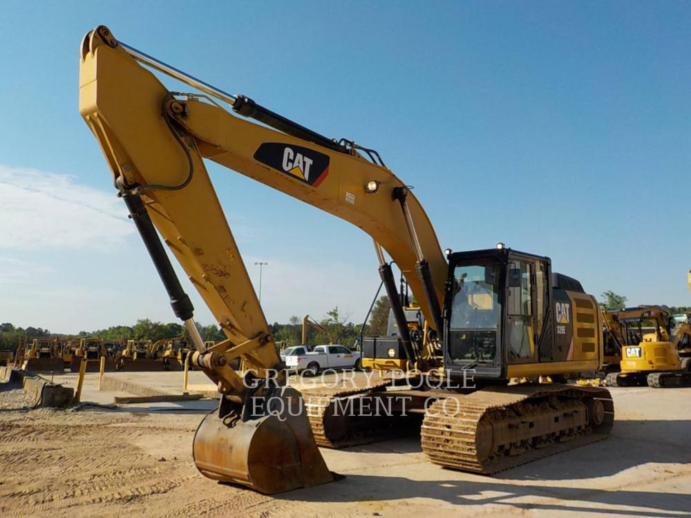 Detail photo of 2012 Caterpillar 329E L from Construction Equipment Guide