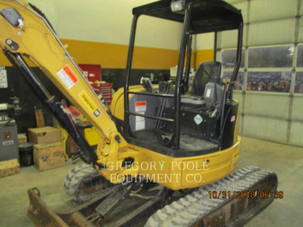 Detail photo of 2012 Caterpillar 304E CR from Construction Equipment Guide