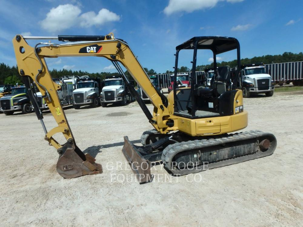 Detail photo of 2016 Caterpillar 305 CR from Construction Equipment Guide