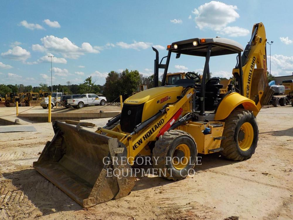 Detail photo of 2015 New Holland B95C from Construction Equipment Guide