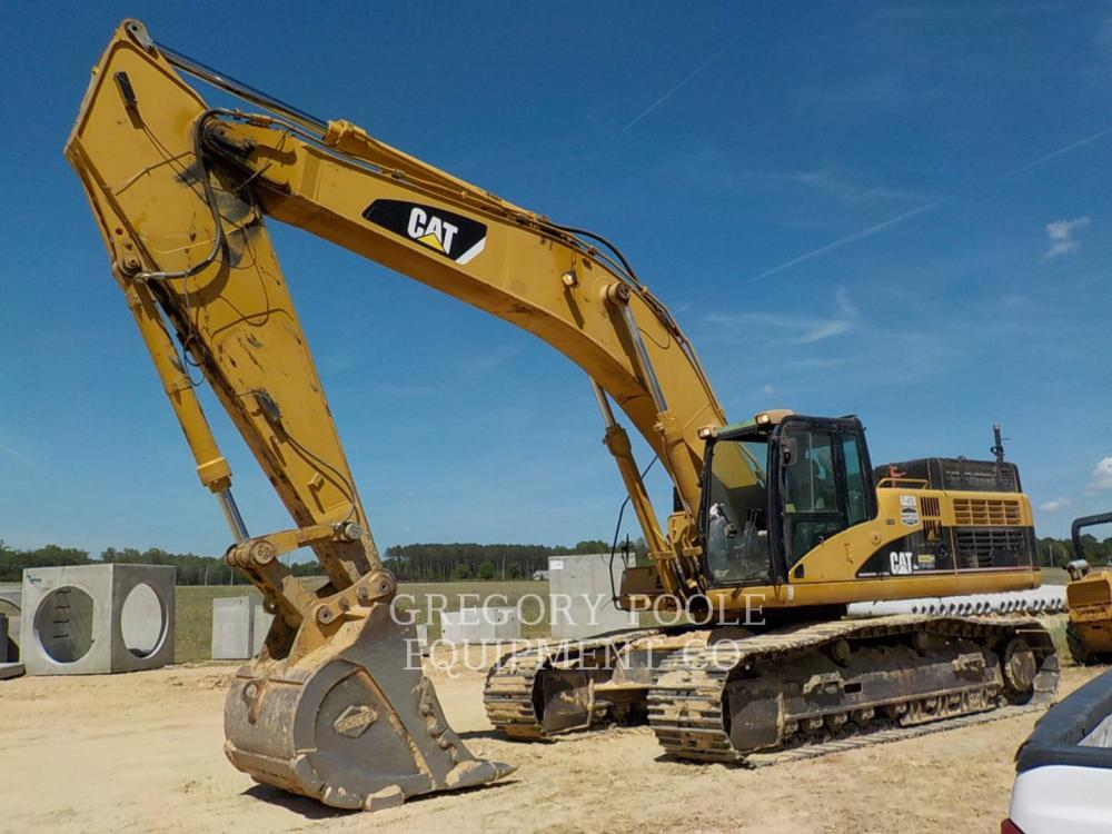 Detail photo of 2005 Caterpillar 345C L from Construction Equipment Guide