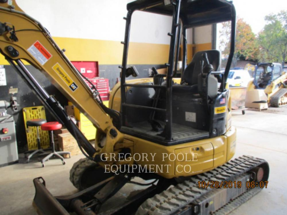 Detail photo of 2015 Caterpillar 303.5E from Construction Equipment Guide