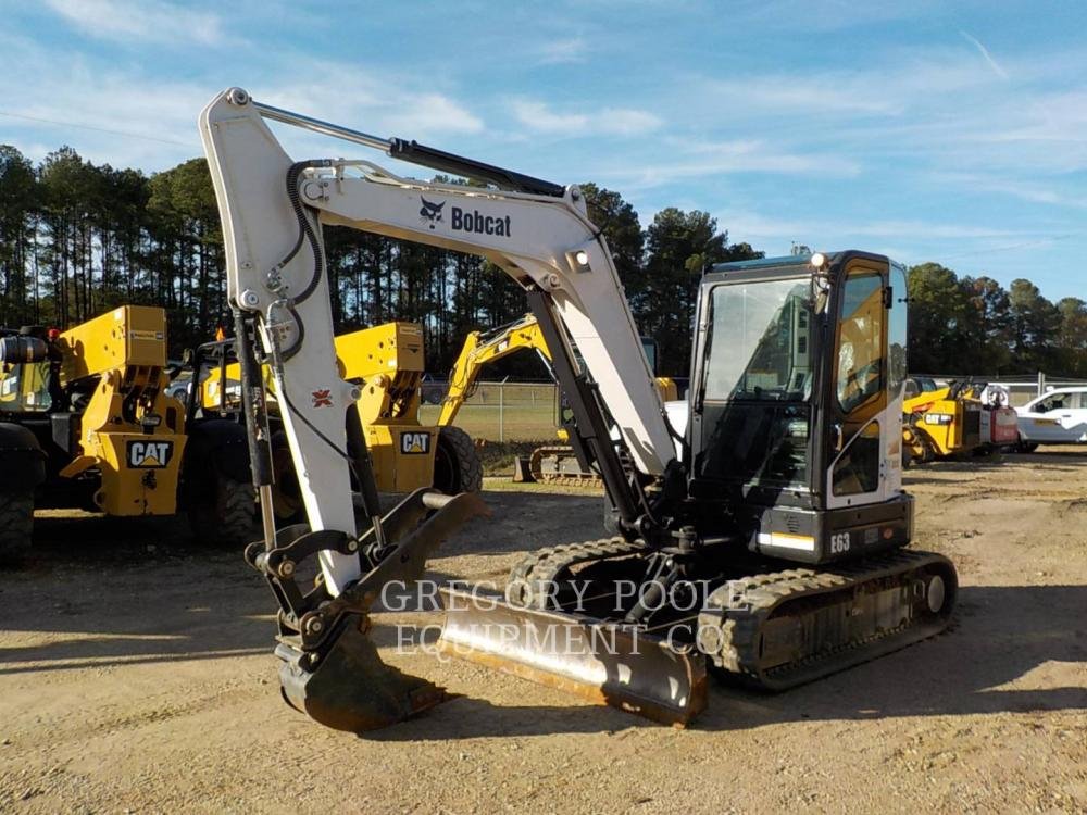 Detail photo of 2015 Bobcat E63 from Construction Equipment Guide