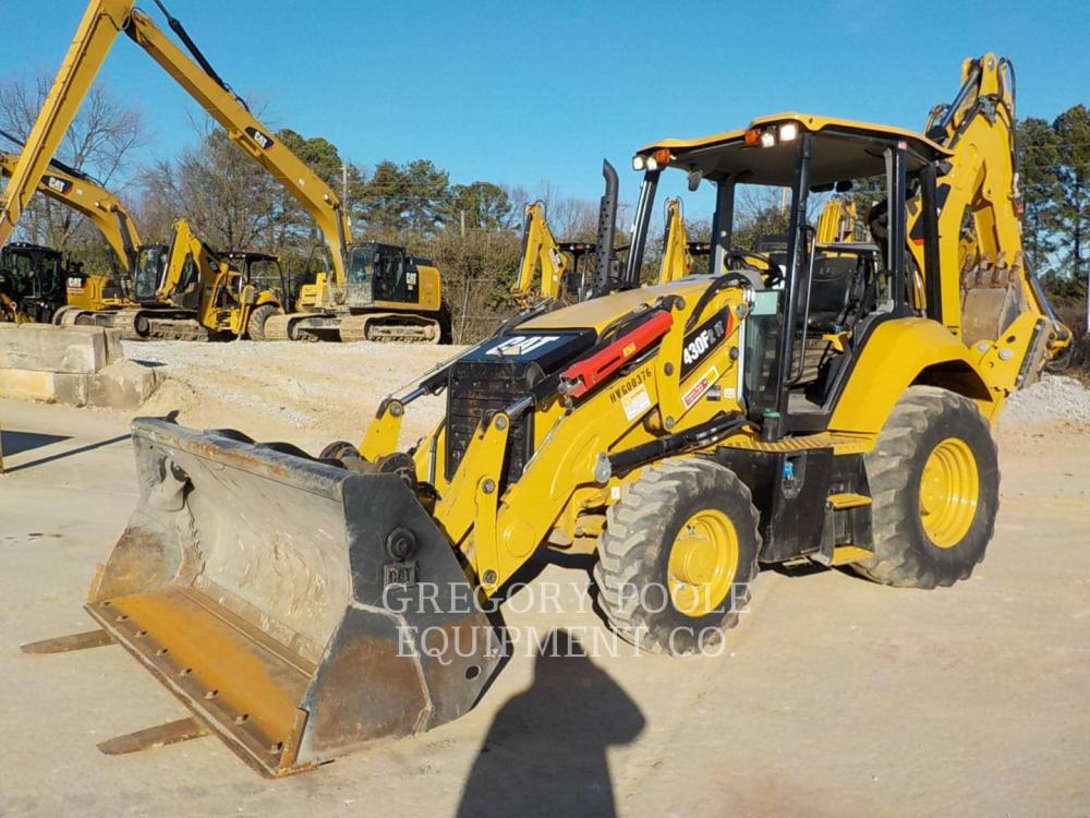 Detail photo of 2016 Caterpillar 430F from Construction Equipment Guide