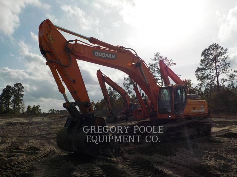 Detail photo of 2008 Doosan DX520LC from Construction Equipment Guide