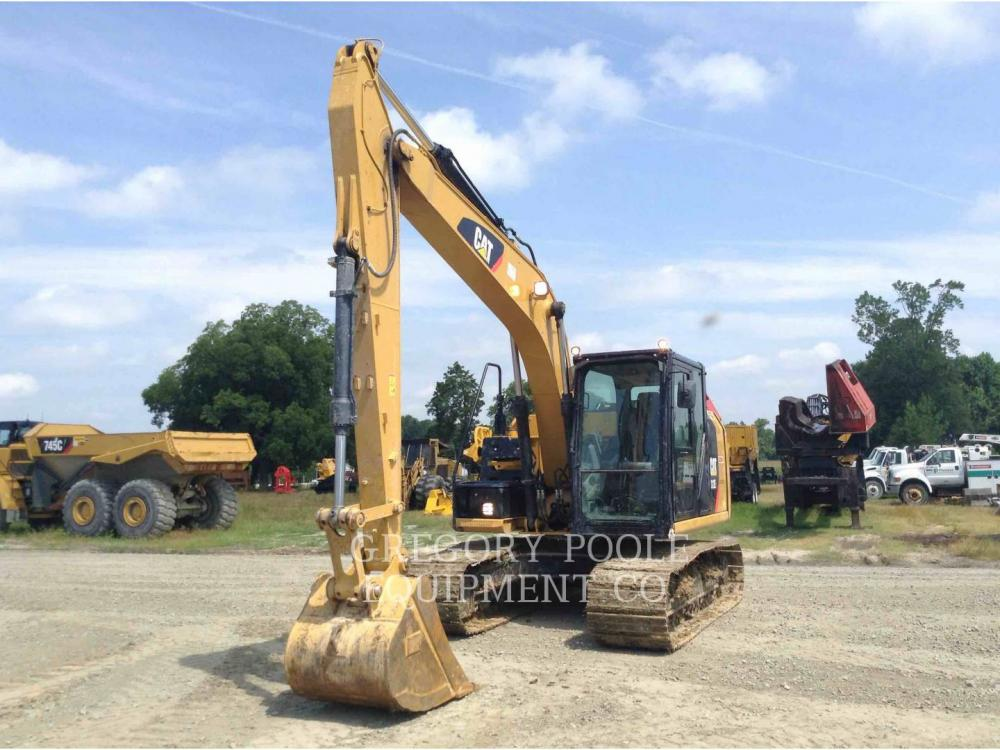 Detail photo of 2015 Caterpillar 312E L from Construction Equipment Guide