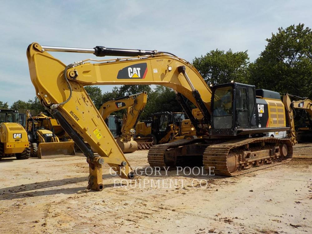 Detail photo of 2016 Caterpillar 349EL from Construction Equipment Guide