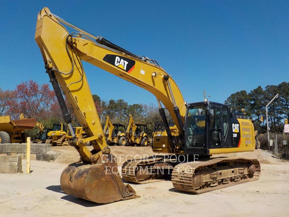 Detail photo of 2016 Caterpillar 330 L from Construction Equipment Guide