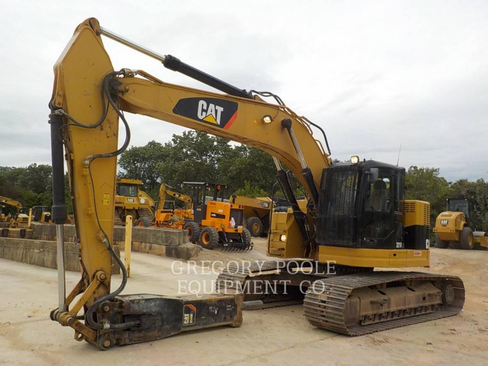 Detail photo of 2015 Caterpillar 321D LCR from Construction Equipment Guide