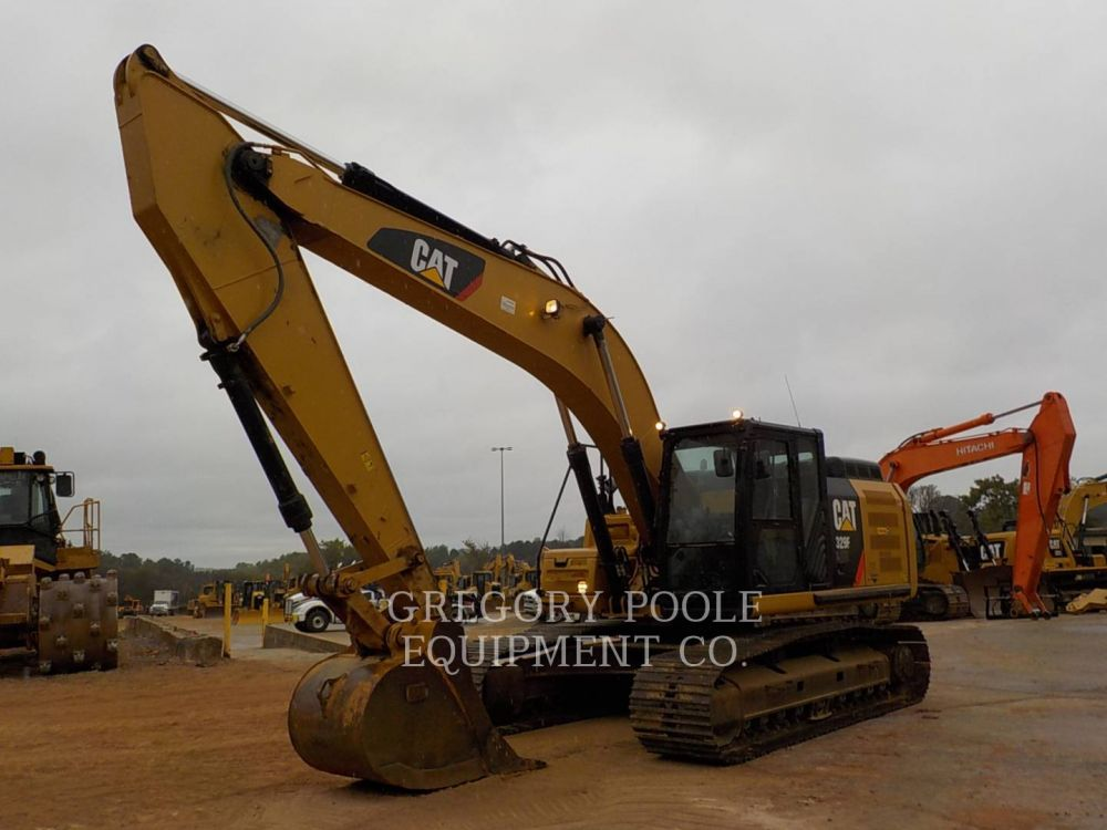 Detail photo of 2015 Caterpillar 329FL from Construction Equipment Guide