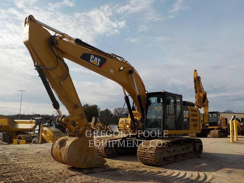 Detail photo of 2017 Caterpillar 330 from Construction Equipment Guide