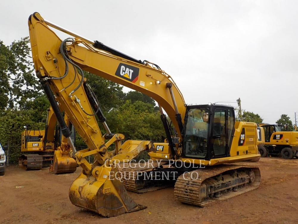 Detail photo of 2018 Caterpillar 323 from Construction Equipment Guide