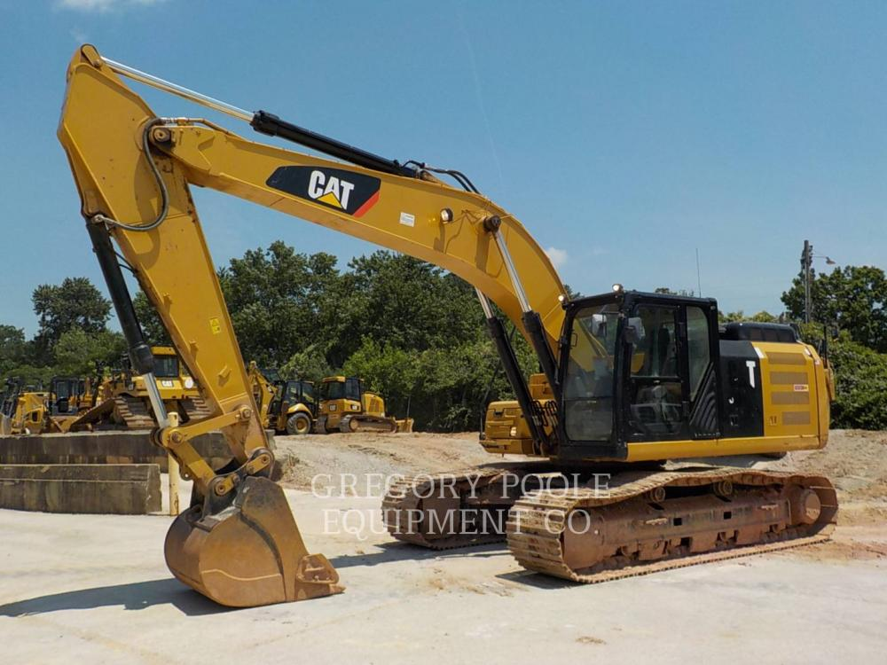 Detail photo of 2016 Caterpillar 330 from Construction Equipment Guide