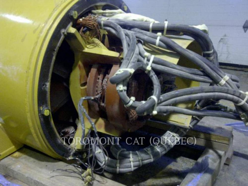 Detail photo of 1993 Caterpillar SR4B_ 750KW_ 600V from Construction Equipment Guide