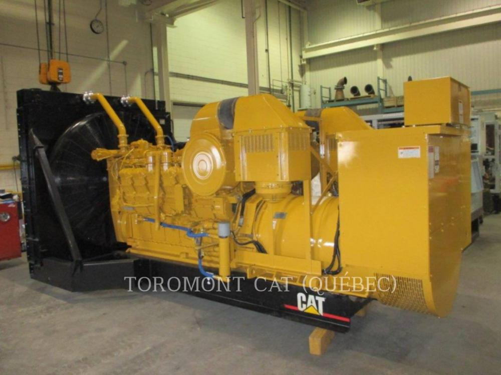 Detail photo of 2000 Caterpillar 3512,_ 910KW,_ 600VOLTS from Construction Equipment Guide