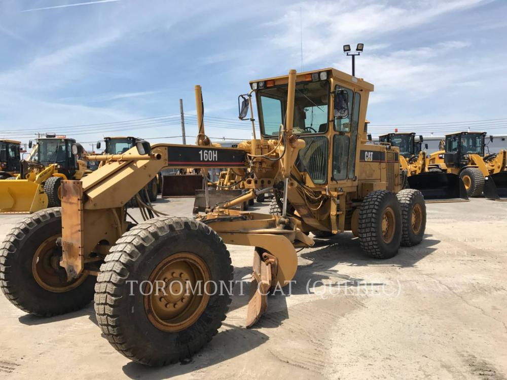 Detail photo of 1997 Caterpillar 160H from Construction Equipment Guide