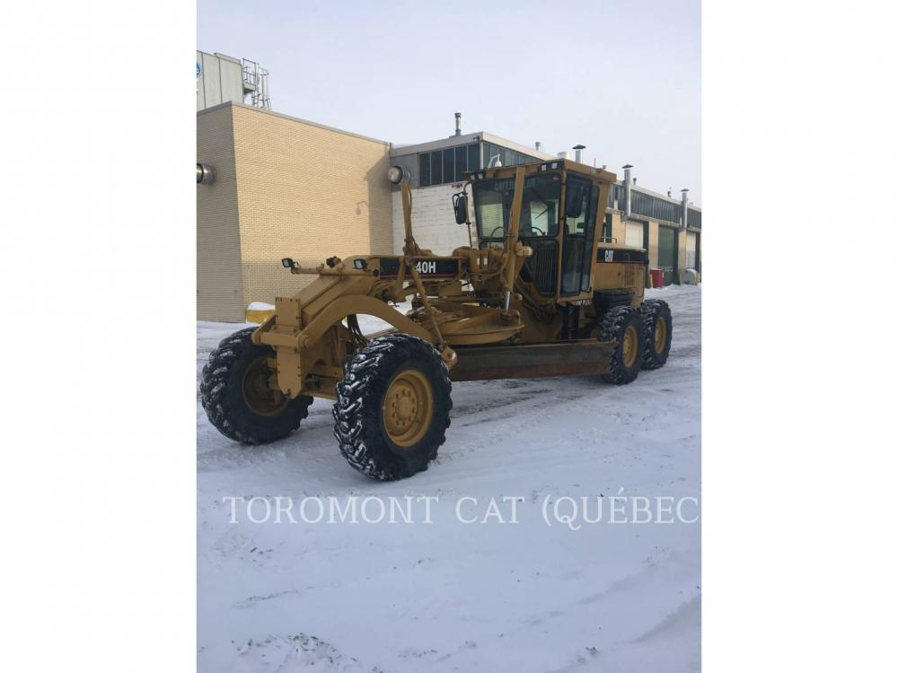 Detail photo of 2004 Caterpillar 140H from Construction Equipment Guide