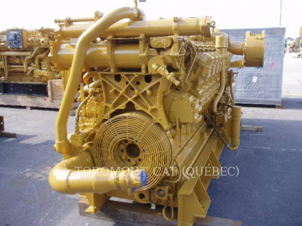 Detail photo of 1989 Caterpillar 3516_ 1500KW_ 4160V from Construction Equipment Guide