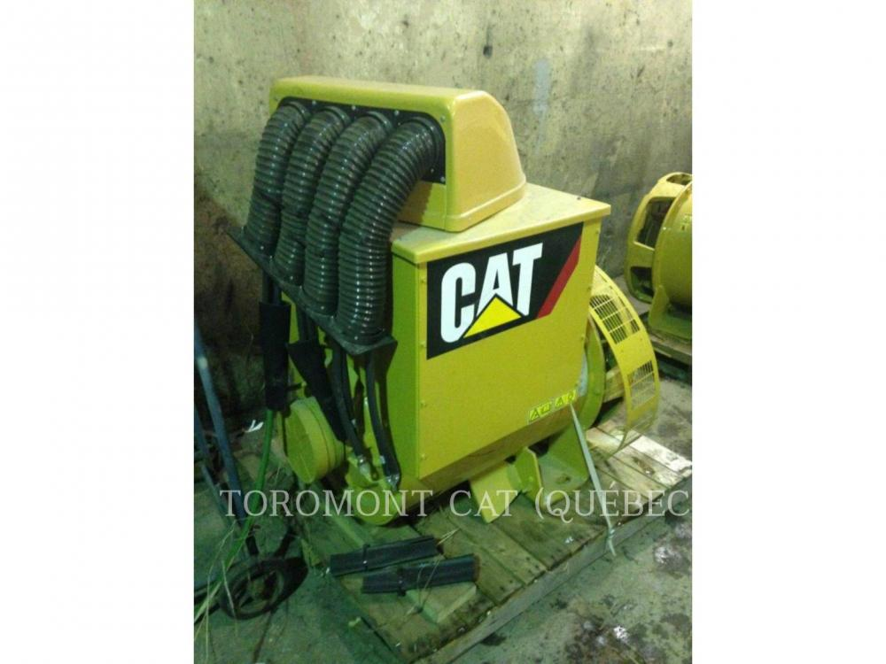 Detail photo of 2014 Caterpillar LC6124B 400KW 600V from Construction Equipment Guide