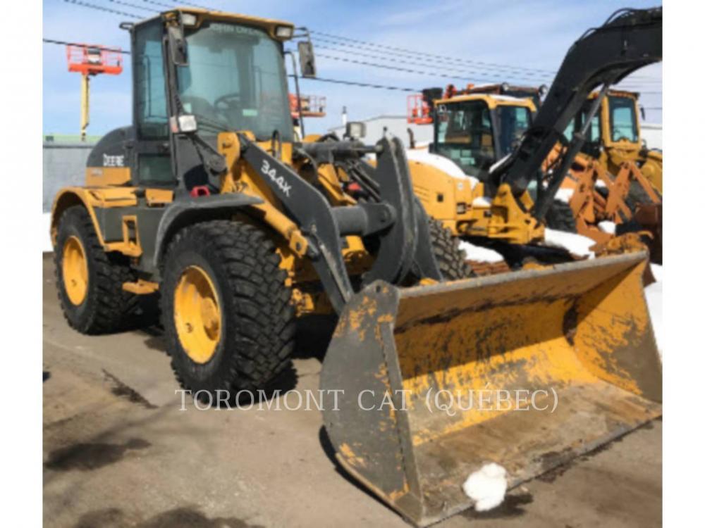 Detail photo of 2015 John Deere 344K from Construction Equipment Guide