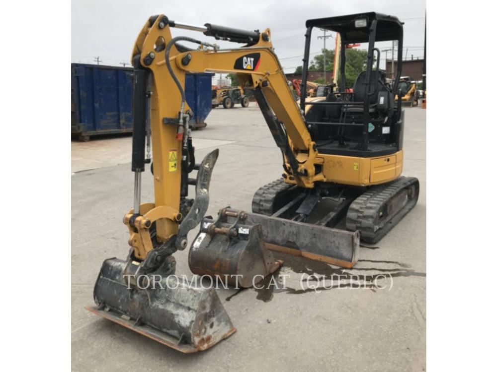 Detail photo of 2016 Caterpillar 303E from Construction Equipment Guide
