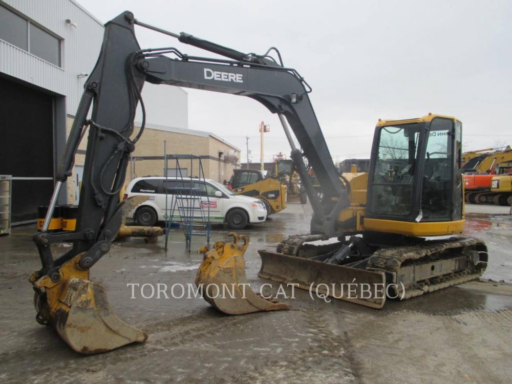 Detail photo of 2012 John Deere 85D from Construction Equipment Guide